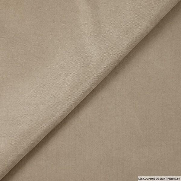 Cupro beige