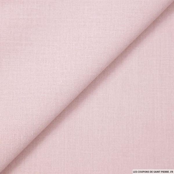 Voile de coton nude