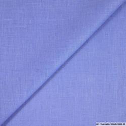 100% Lin bleu breton