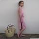 Patron fillette Modes & Travaux N° 416.339 -  Robe estivale