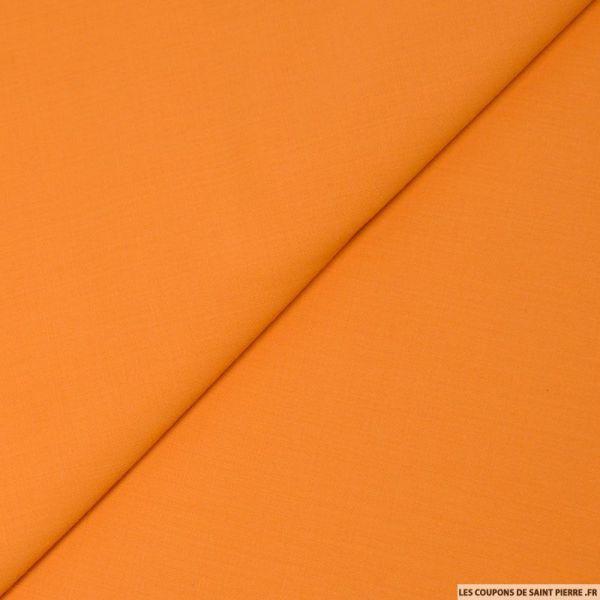 Tissu pour tailleur orange