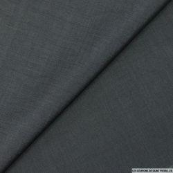 Tissu tailleur gris