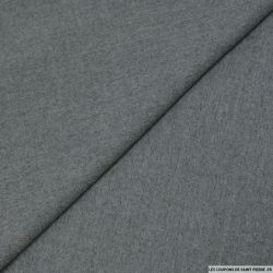Flanelle gris souris