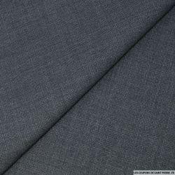 Tissu Tailleur gris chiné