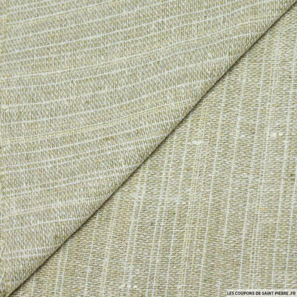 Bourrette de soie beige
