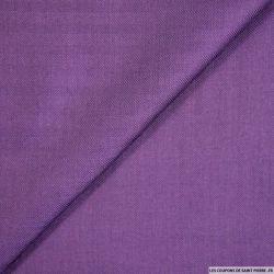 Cachemire et soie violet
