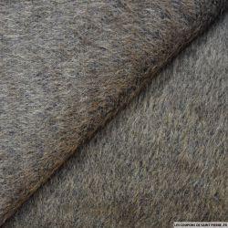 Fourrure Synthétique gris