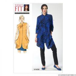 Patron Vogue V1456 : Tunique