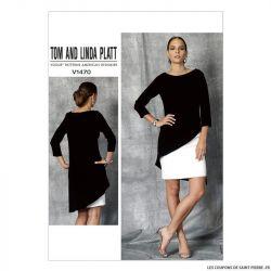 Patron Vogue V1470 : Robe