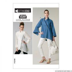 Patron Vogue V1246 : Chemise