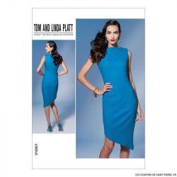 Patron Vogue V1267 : Robe