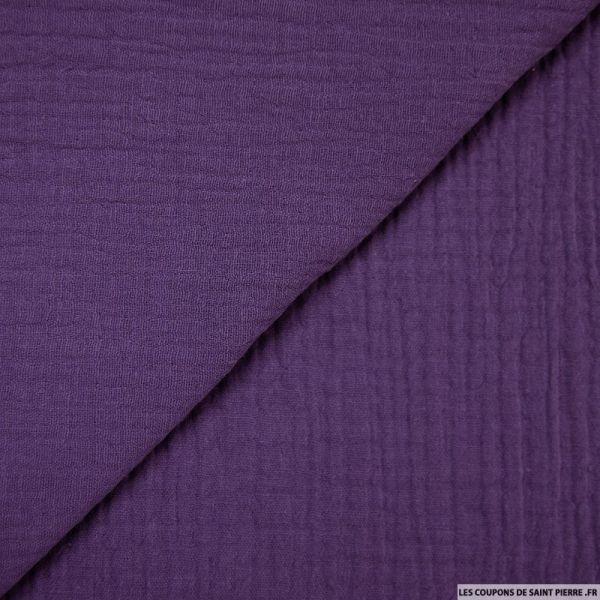Double gaze violet