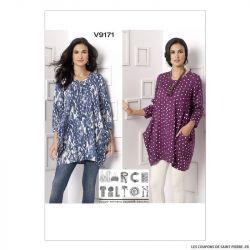 Patron Vogue V9171 : Tunique