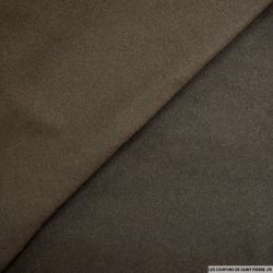 Velours de laine chocolat