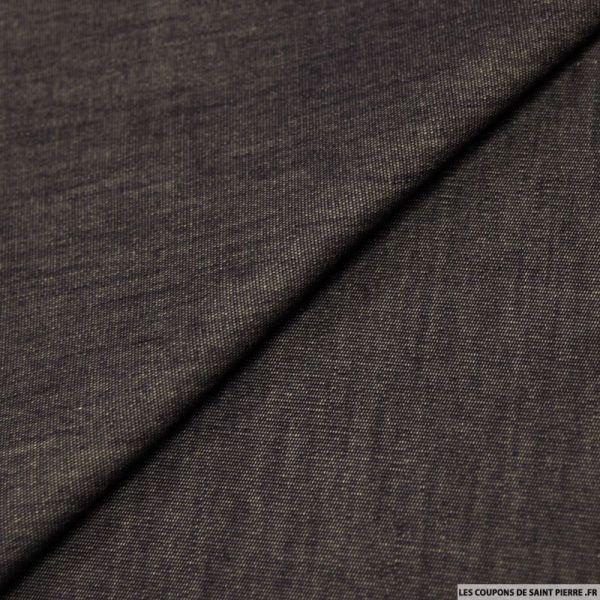 Jean's coton gris bleuté