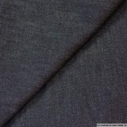 Jean's coton bleu marine