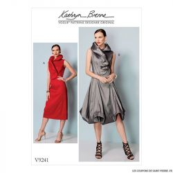 Patron Vogue V9241 : Robe