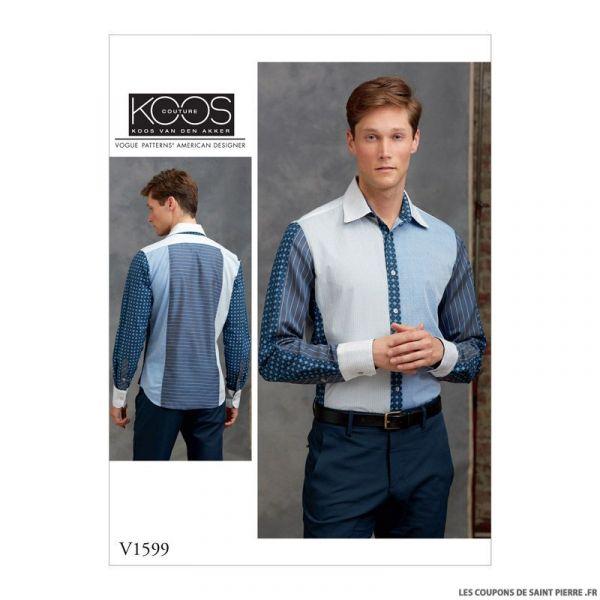 Patron Vogue V9097 : Veste et pantalon