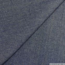 Jean's coton elasthane bleu graphique