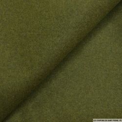Jersey de laine vert