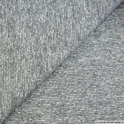 Milleraie de laine gris