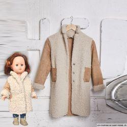 Patron Modes & Travaux - Robe légère pour fillette et poupée