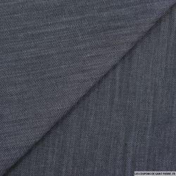 Jean's coton souple gris anthracite