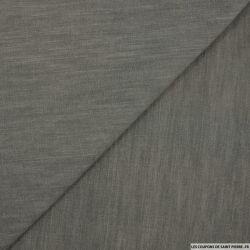 Jean's coton gris tourdille