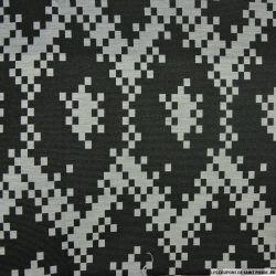 Ottoman Jacquard pixel