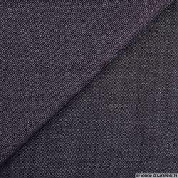 Jean's coton bleu chiné