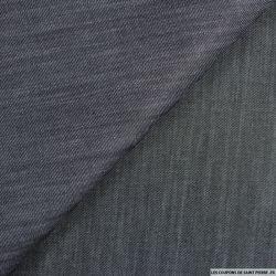 Jean's coton bleu orageux
