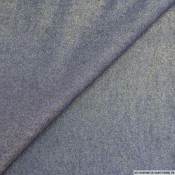 Jean's coton élasthane brut paillettes
