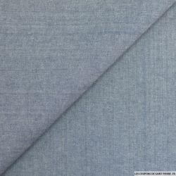Jean's coton bleu clair chiné