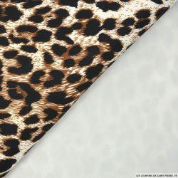 Scuba léopard