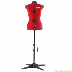 Mannequin de couture DIANA C 48-54
