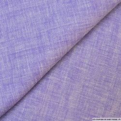 Lin chevron large violet