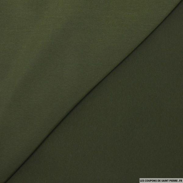 Microfibre polyester kaki