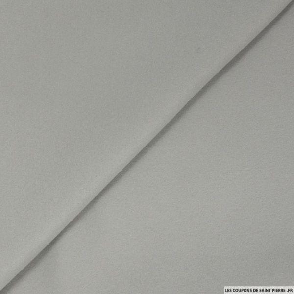 Mlifa touché cachemire gris perle