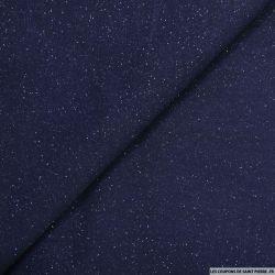 Jean's coton bleu brut nuit étoilée