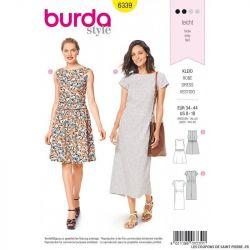 Patron Burda 6339 -