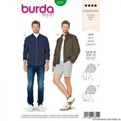 Patron Burda 6351 -