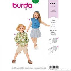 Patron Burda 9320-
