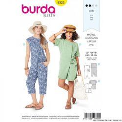 Patron Burda 9325 -