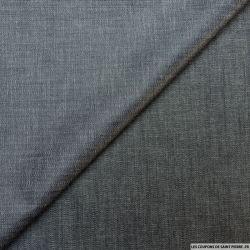 Jean's coton brut enduit