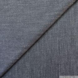 Jean's coton brut foncé