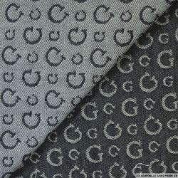 Jeans alphabet G