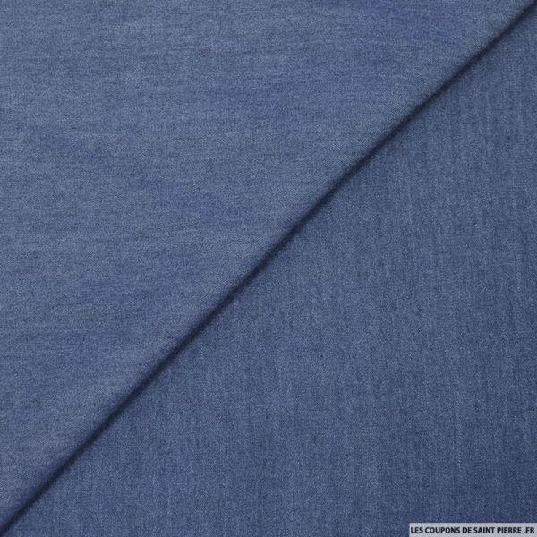 Tencel jeans foncé