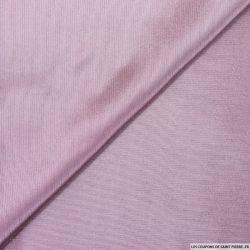 Polycoton violet changeant