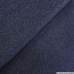 Jean's coton noir irisé doré