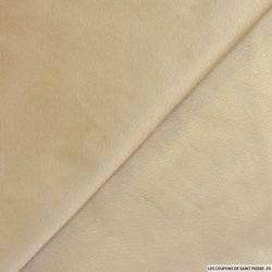 Toile de polyester taupe